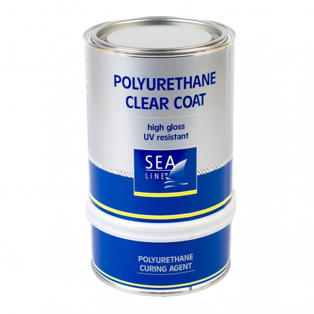 how to apply polyurethane clear coat
