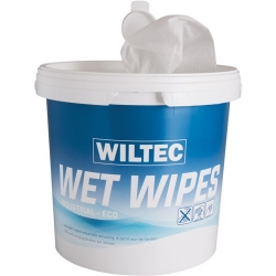 Wiltec Wet Wipes (1 emmer)